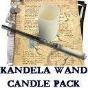 【即納】 Kandela Wand & Candle pack(カンデラの魔法の杖)あのカイミラの魔法の杖の第2弾!...