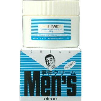 utena男性奶油白60G*72種安排