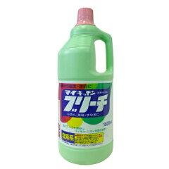 【ロケット石鹸】【マイ】マイキッチンブリーチ大1500ML【1500ml】
