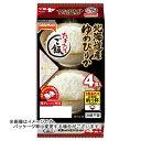 【送料無料】 テーブルマーク たきたてご飯 北海道産 ゆめぴりか 150g*4食入 ×8個セット