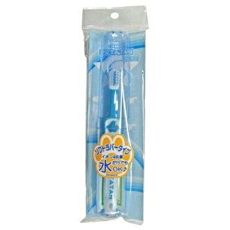 POTATAN (馬鈴薯塘) 兒童牙刷 PT 2 移動 0-5 歲為 ★ 共 3150 日元或以上 ★。