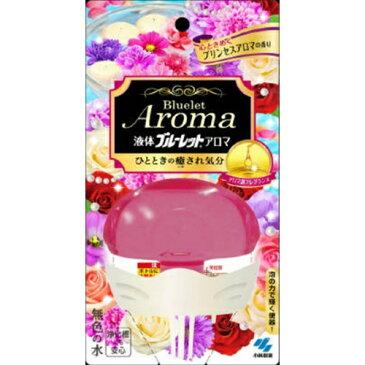 小林製薬 液体ブルーレットおくだけ アロマ 心ときめくプリンセスアロマの香り 70ml ×48個セット