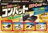 【メール便送料無料】大日本除虫菊(金鳥) コンバットスマートタイプ 10個 (4987115350557)