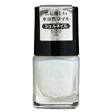 SHELL NAIL シェルネイル ベース&トップコート 爪に優しい水溶性ネイル 5ml ×72個セット