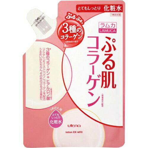 ウテナ ラムカ ぷる肌 化粧水 とてもしっとり 詰替え 180ml ×36個セット