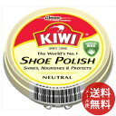 【メール便送料無料】ジョンソン KIWI油性靴クリーム 全色...