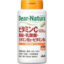 アサヒ ディアナチュラ ビタミンC ・亜鉛・乳酸菌・ビタミンB2・ビタミンB6 60日 1個
