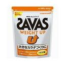 明治 ザバス SAVAS ウエイトアップ プロテイン バナナ味 1260g 1個