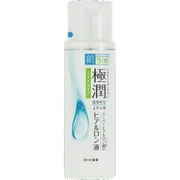 ロート製薬 肌研 ハダラボ 極潤ヒアルロン液 ライトタイプ 170ml ×48個セット