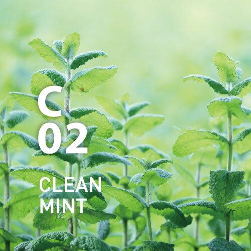 【公式アットアロマ】C02クリーンミント10mlCLEANMINT