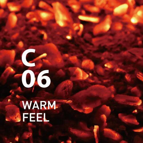 【公式アットアロマ】C06ウォームフィール10mlWARMFEEL