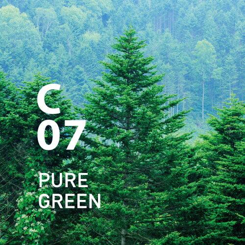 【公式アットアロマ】C07ピュアグリーン10mlPUREGREEN