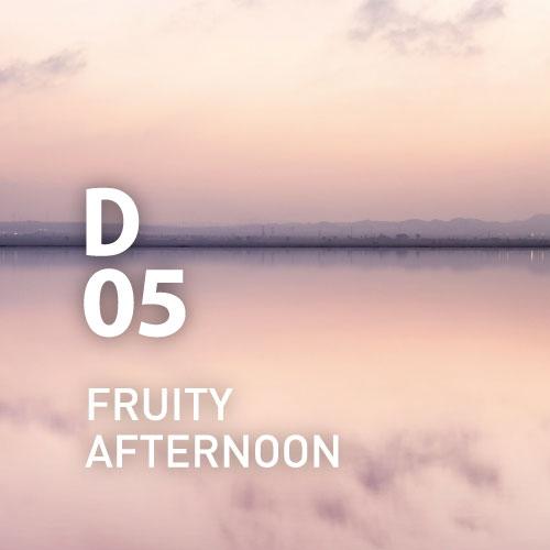 【公式アットアロマ】D05フルーティーアフタヌーン10mlFRUITYAFTERNOON