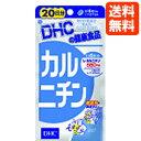 【ネコポス便送料無料】DHC サプリメント カルニチン 20日分