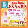 【送料無料】【YM】メニコンフィット 15ml 5本セット (コンタクトレンズ装着液 / fit / menicon / ピンクボトル )