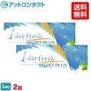 【送料無料】ワンデーフレッシュモイストプラス 2箱セット