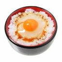 【メール便不可】食品サンプル屋さんのマグネット(卵かけごはん)食品サンプル ミニチュア TKG 雑貨 食べ物 おもしろ ネタ 外国 土産 リアル