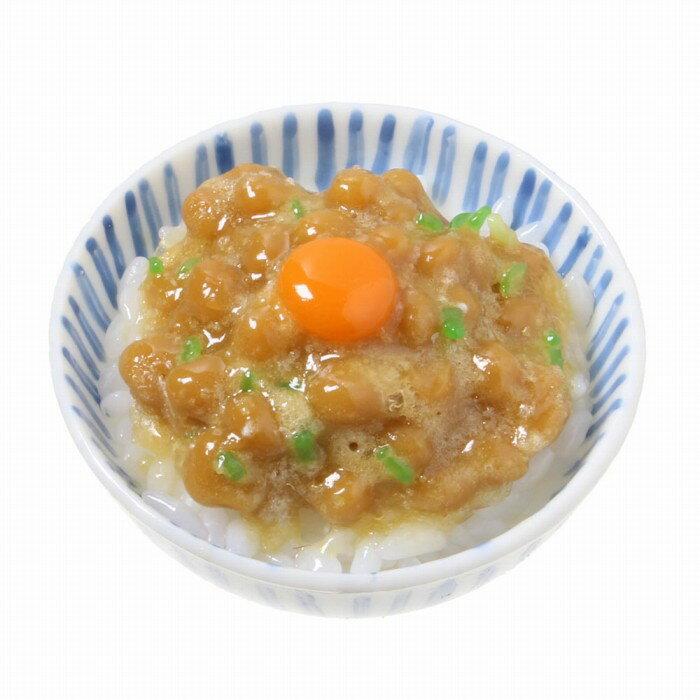 產品詳細資料,日本Yahoo代標|日本代購|日本批發-ibuy99|【メール便不可】食品サンプル屋さんのマグネット(納豆ごはん)食品サンプル ミニチュア 雑貨 食べ物…