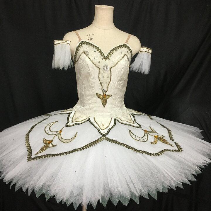 バレエ衣装レンタル クラシックチュチュ No.145 チュチュレンタル 【レンタル】