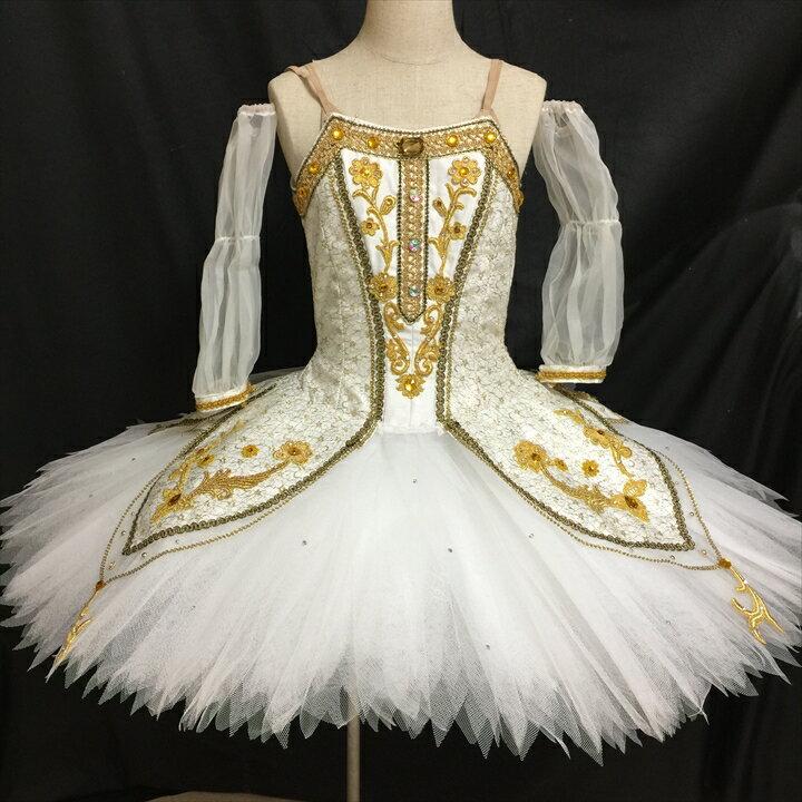 バレエ衣装レンタル クラシックチュチュ No.149 チュチュレンタル 【レンタル】