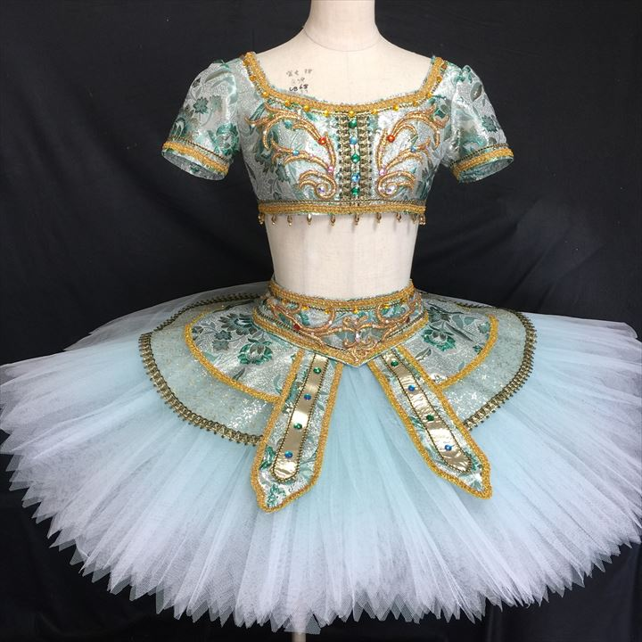 バレエ衣装レンタル クラシックチュチュ 135 チュチュレンタル 【レンタル】