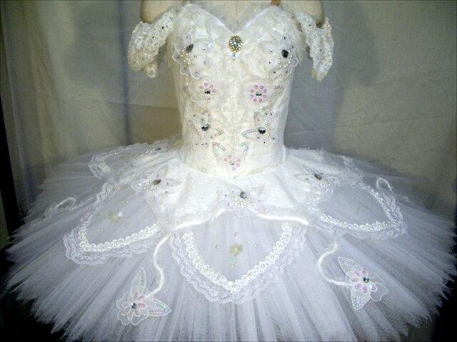 バレエ衣装レンタル クラシックチュチュ 33 チュチュレンタル 【レンタル】