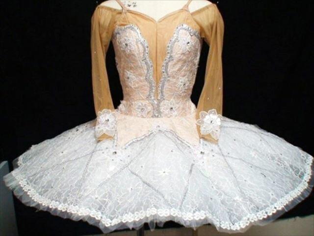バレエ衣装レンタル クラシックチュチュ 34 チュチュレンタル 【レンタル】