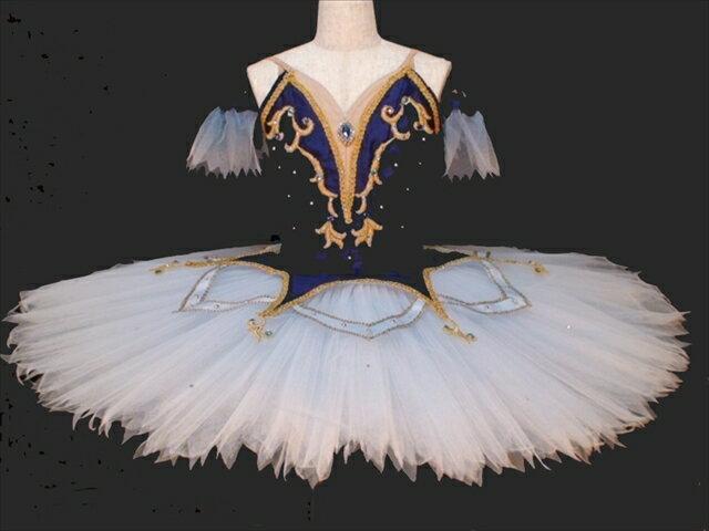 バレエ衣装レンタル子供用 クラシッククチュチュ 43 チュチュレンタル 【レンタル】