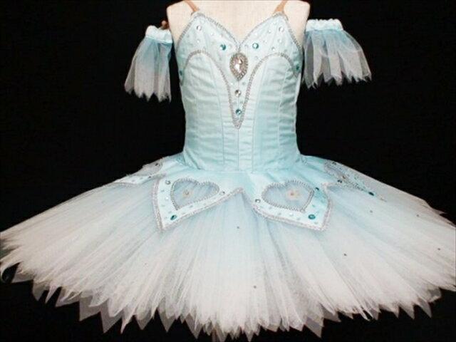 バレエ衣装レンタル子供用 クラシッククチュチュ 44 チュチュレンタル 【レンタル】