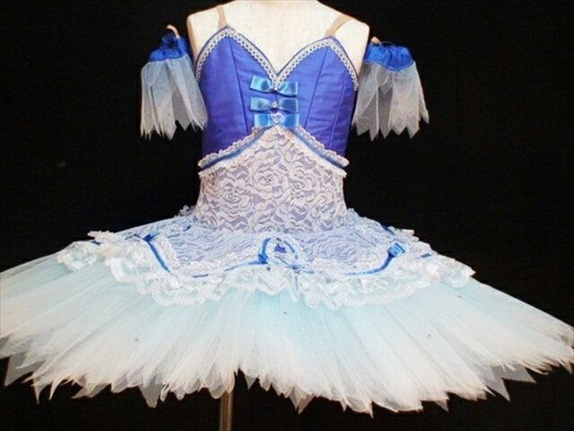 バレエ衣装レンタル子供用 クラシッククチュチュ 48 チュチュレンタル 【レンタル】