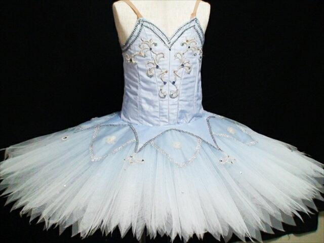 バレエ衣装レンタル子供用 クラシッククチュチュ 49 チュチュレンタル 【レンタル】