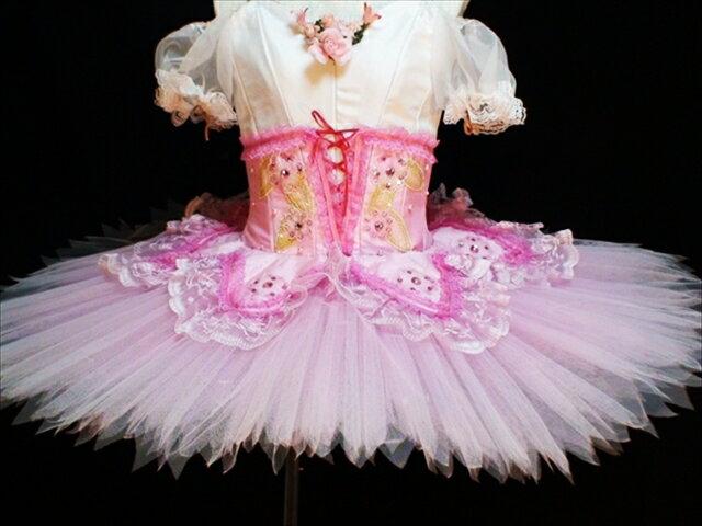 バレエ衣装レンタル子供用 クラシッククチュチュ 50 チュチュレンタル 【レンタル】