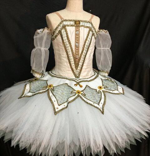 バレエ衣装レンタル子供用 クラシッククチュチュ 65 チュチュレンタル 【レンタル】