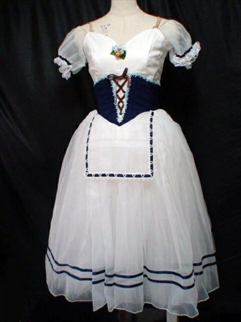 バレエ衣装オーダー 78 ロマンチックチュチュ:バレエ衣装のアトリエウーノ