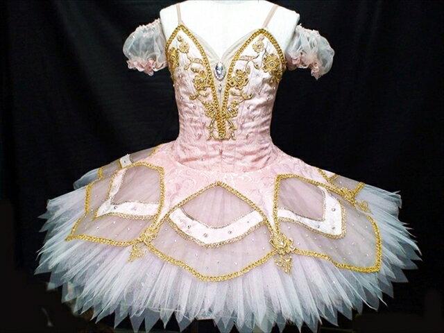 バレエ衣装レンタル子供用 クラシッククチュチュ 80 チュチュレンタル 【レンタル】