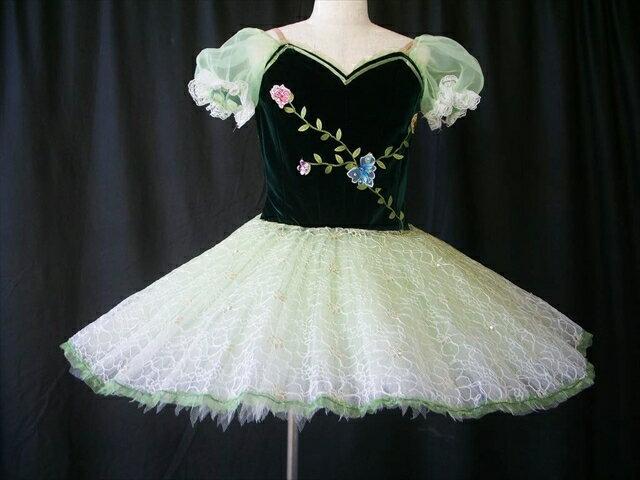 バレエ衣装レンタル子供用 クラシッククチュチュ 83 チュチュレンタル 【レンタル】