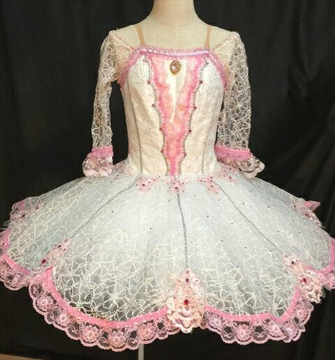 バレエ衣装レンタル クラシッククチュチュ 98 金平糖 チュチュレンタル 【レンタル】