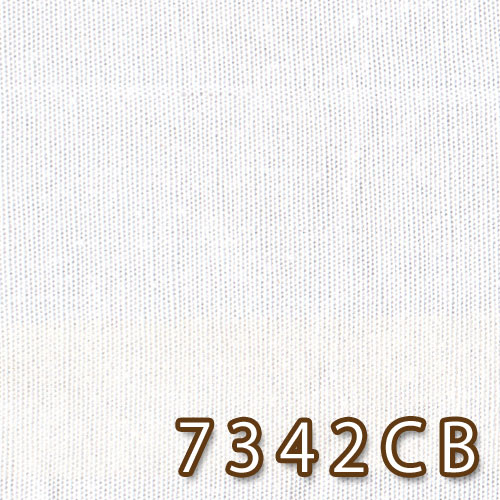 7342CB生地 *オフホワイト*