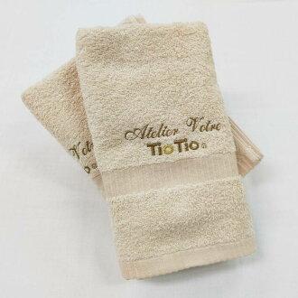 ◆ TioTio (ティオティオ) face towel ◆ Japan ad Association recommendation air catalytic processing antibacterial deodorant deodorant 02P24Jun11