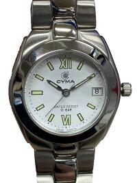10本限り特別価格!!CYMAレディース腕時計