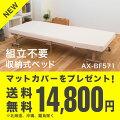 【ダイレクト限定】収納式ベッドフラットAX-BF571