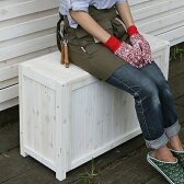 ベンチボックスポリタンクもロングブーツも収納できます!商品型番:box-b800