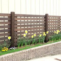 ウッドフェンス・木製フェンスのお客様ご使用31例を掲載!当店合計10000円以上で送料無料!<天...