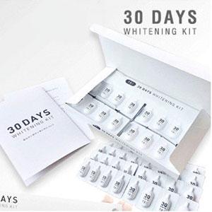 デンタル ホワイトニング 【美歯口 30DAYS ホワイトニングキット】 [自然由来の安全成分で作られたホワイトニングキット 防腐剤不使用]画像