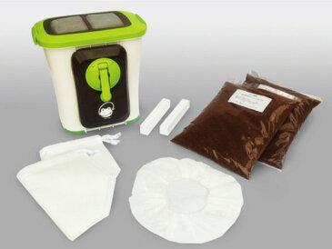 生ゴミ処理機 家庭用 【送料無料・保証付】【自然にカエルS】 基本セット 電源不要のごみ処理機