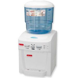 【在庫有】ウォーターサーバー 温冷 【ツインウォーターサーバー NWS-801-F01】 [送料無料・代引料無料] ウォーターサーバー 温冷水 水道水 卓上 家庭用ウォーターサーバー