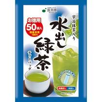 国太楼『宇治抹茶入り 水出し緑茶 ティーバッグ』