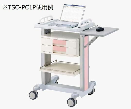 カレンカート(PC対応) TSC-PC1P ピンク 600×450×969mm:アスリートトライブ
