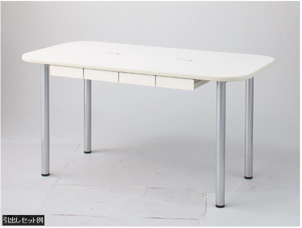 ナーステーブル(ガーデン 高さ900mm・フラット天板タイプ) 1812H-W 1800×1200×900mm:アスリートトライブ