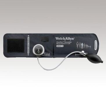 ウェルチ・アレン アネロイド血圧計(デュラショック・ゲージ一体型) DS45-09 小児用